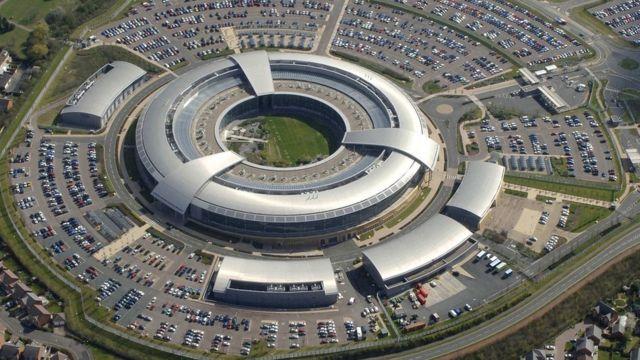 英國政府通信總部