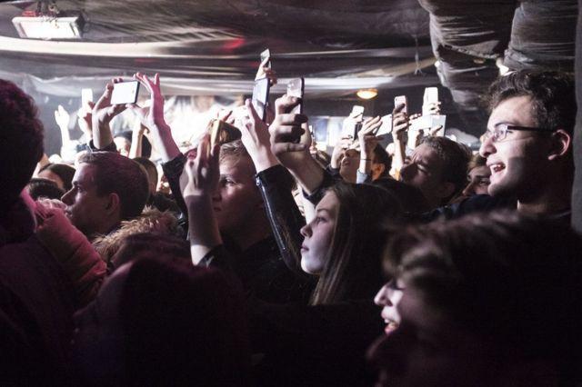 Концерт Iс3peak в Краснодаре