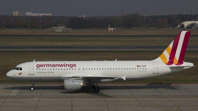 The Germanwings Airbus A320-211