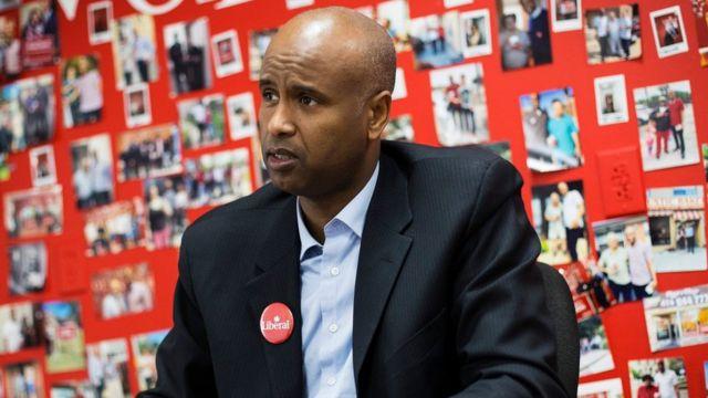 Ahmed Hussen prend le relais de John McCallum, qui a été nommé ambassadeur du Canada en Chine.