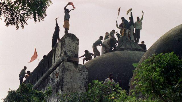 బాబ్రీ మసీద్