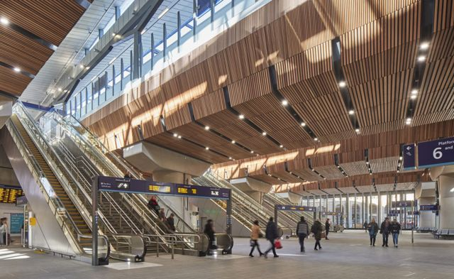 London Bridge station makes 2019 Riba Stirling Prize shortlist