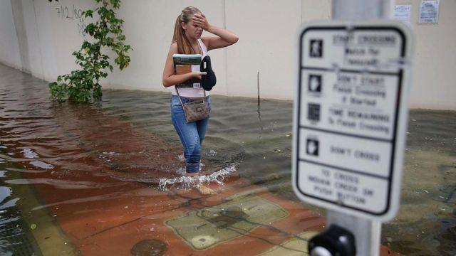 Наводнения и повышение уровня моря - уже обычное дело для таких регионов, как Флорида. Дальше будет хуже?