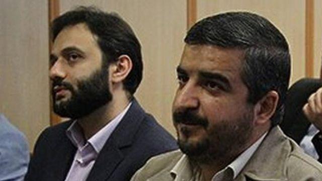 مسعود فیاضی و کمیل خجسته