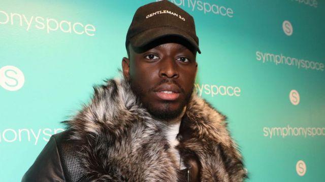 Dadju, d'origine Congolaise, RDC, star de la musique en France et sur le plan international.