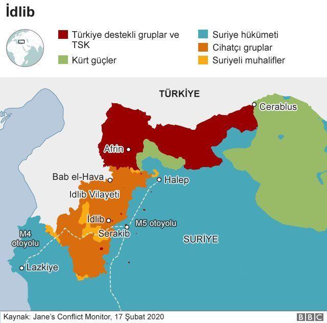 İdlib'de son durum