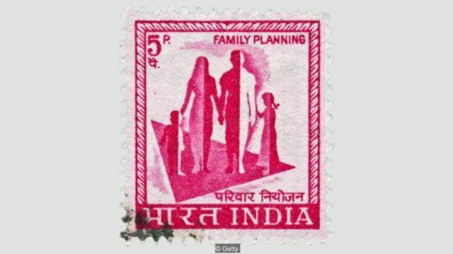 Con tem (bị hủy) quảng bá ủng hộ các chính sách kế hoạch hóa gia đình của Ấn Độ