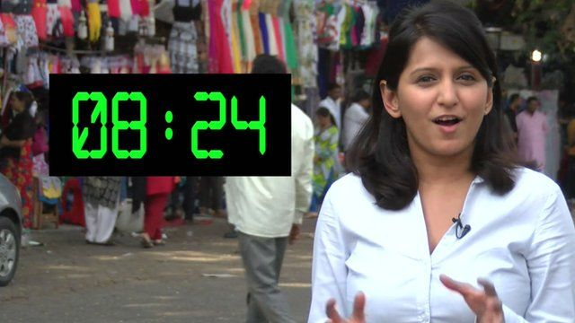 The BBC's Yogita Limaye
