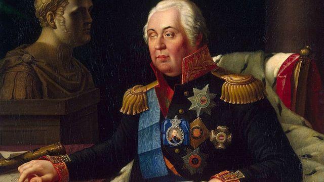 الجنرال كوتوزوف