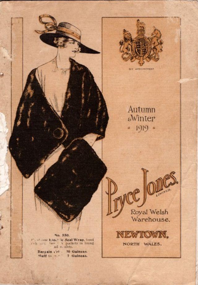 Catálogo Pryce Jones