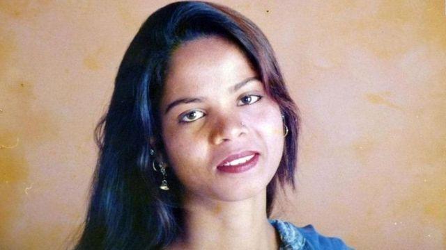 आसिया बीबी की फ़ाइल तस्वीर