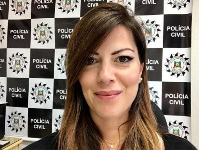 Ligia Furlanetto, delegada da mulher em Rio Grande