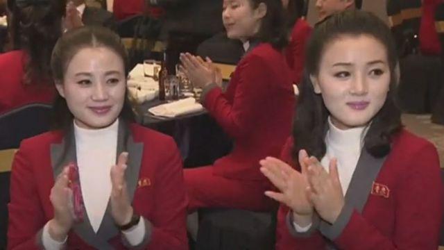 उत्तर कोरियाई टीम