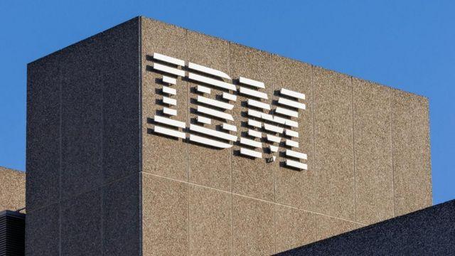 IBM的标志