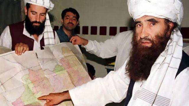 Haqqani network in Afghanistan