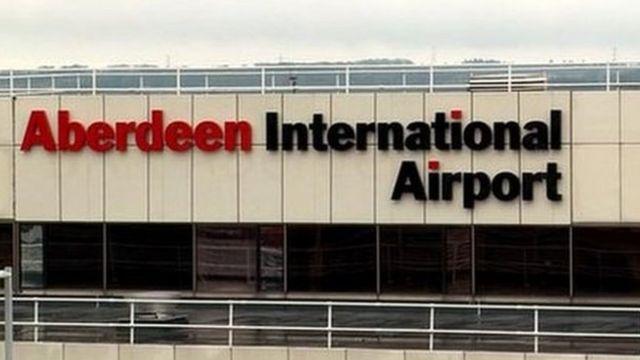 Aberdeen International Airport workers back strike action