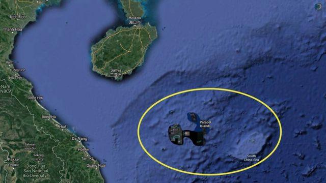 Quần đảo Hoàng Sa do Trung Quốc kiểm soát, Việt Nam tuyên bố chủ quyền