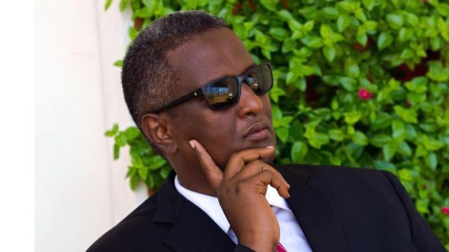 Hoggaamiyaha xisbiga Wadajir Cabdiraxmaan Cabdishakuur Warsame.