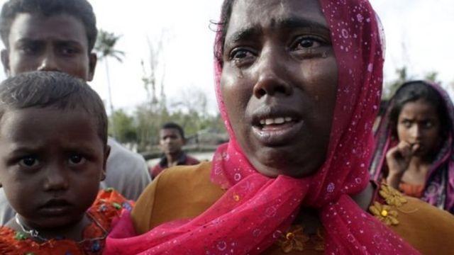 Waislamu wa kabila la Rohingya wanaowasili nchini Bangladesh inadaiwa kuongezeka maradufu