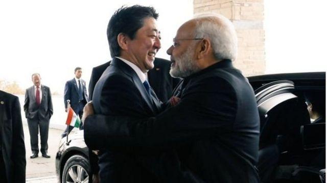 इंडिया-जापान