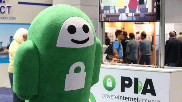 Стенд Private Internet Access