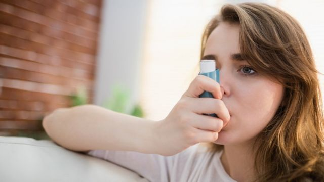 Asthma: Young people in the UK 'more likely to die'