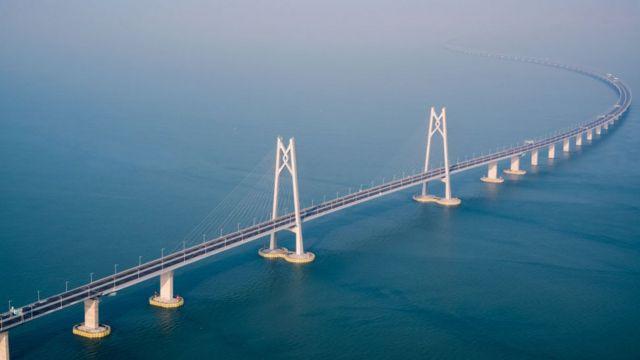 Most Hong Kong - Džuhaj