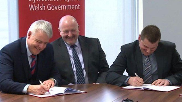 Signing the City Deal