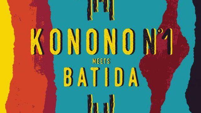 Konono No 1 meets Batida cover
