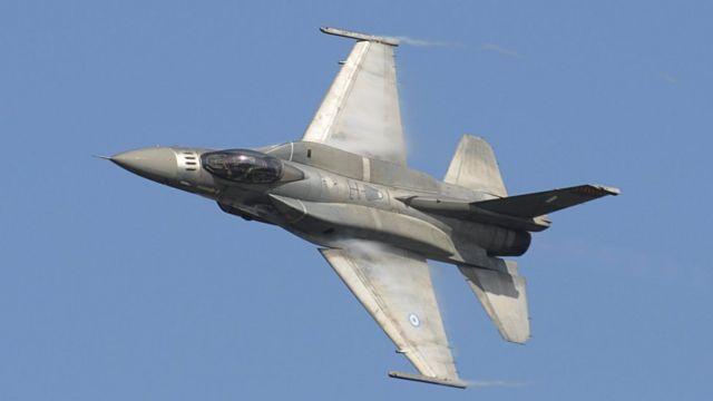 Fighter jet.