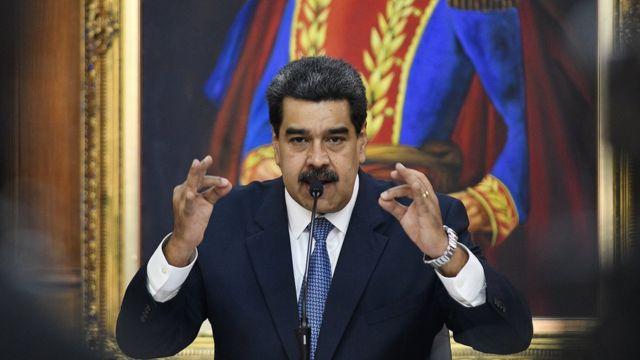 Maduro.