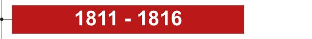 1811 - 1816