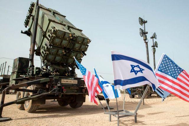 آمریکا مهمترین حامی اسرائیل در جهان است