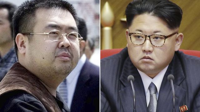 Korea, Kim Jong-Nam