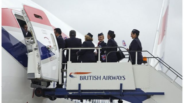 British Airways crew vote for Heathrow strike