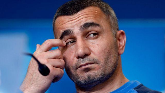 Azərbaycanı oyunlara milli komandanın yeni baş məşqçisi Qurban Qurbanov hazırlaşdırır