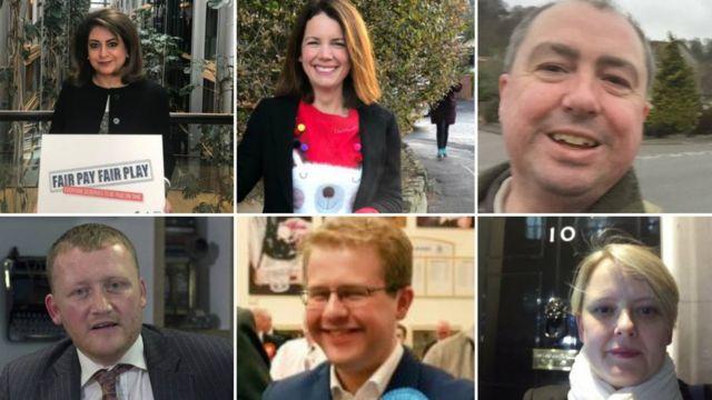 Scottish Conservatives confirm candidates for EU election