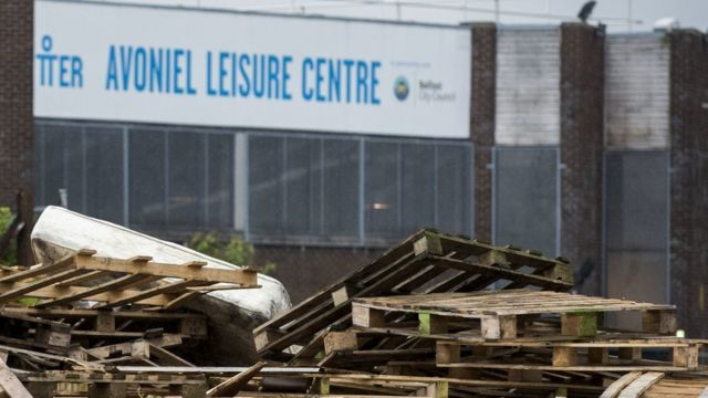 PSNI 'did not hold meetings with UVF' over bonfire dispute