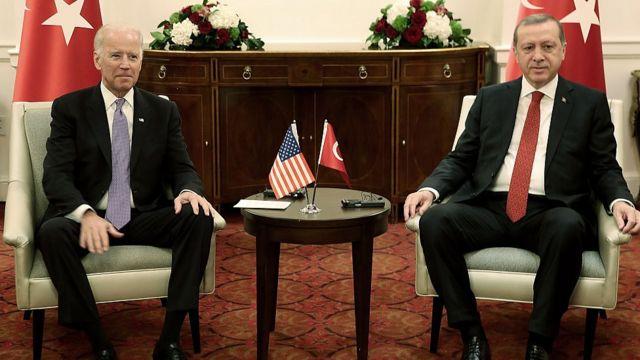 Biden ve Erdogan