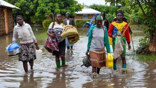 Kenya inundaciones