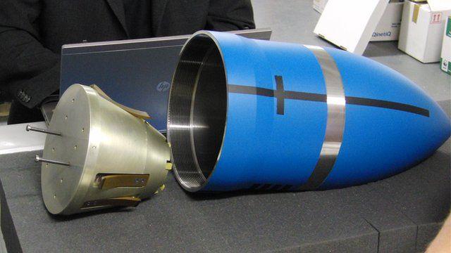 Prototype penetrator