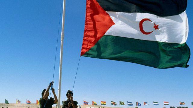 In 1976, the Polisario Front proclaimed the Sahrawi Arab Democratic Republic.