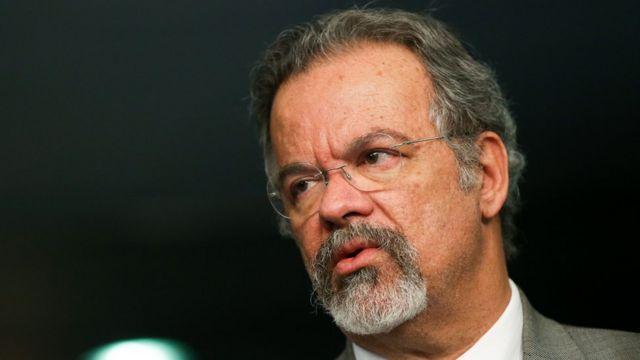 Ex-ministro da Defesa e Segurança Pública, Raul Jungmann