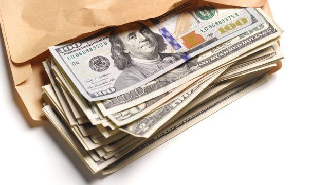 Sobre de dinero