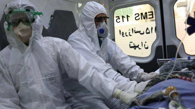 آمبولانس در تهران