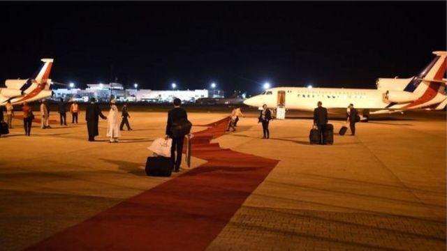La fermeture de l'aéroport aura des conséquences sur l'économie du pays redoutent les experts