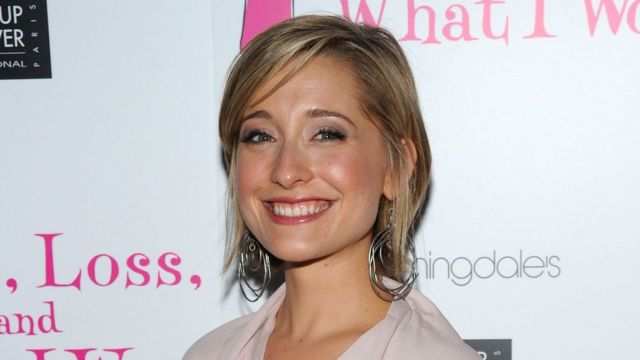 Allison Mack, Smallville actress, charged over Nxivm sex trafficking