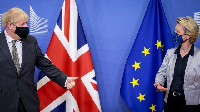 Reino Unido e a UE