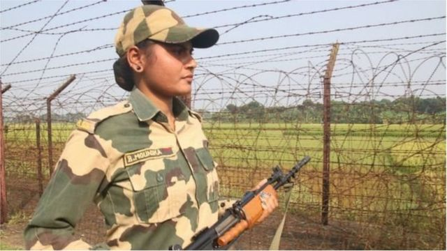 भारत-बांगलादेश सीमा