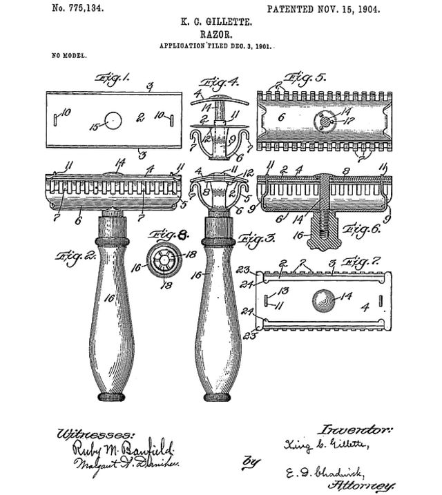 Documento para la patente